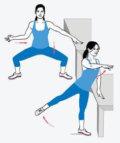 Myra - Exercises To Do At Home - http://myramagazine.com/2016/01/08/exercises-to-do-at-home/