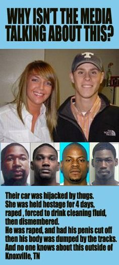 Where's the media outcry about this? Where's Jesse Jackson's voice on this?…