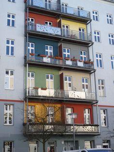 Balkone | Oderbergerstraße Berlin PrenzlauerBerg