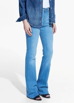 Flared Flare Jeans