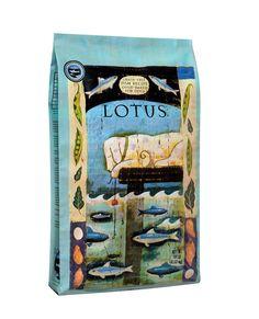 Lotus Dog Food - Grain Free Fish Recipe
