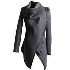 Partiss Damen Hoher Kragen Jacke mit schraegem Reissverschluss, s,grey Partiss http://www.amazon.de/dp/B00SBDUZ3K/ref=cm_sw_r_pi_dp_SaZZub1ZKHA0A
