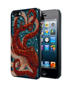 Mosaic Octopus Art Samsung Galaxy S3/ S4 case, iPhone 4/4S / 5/ 5s/ 5c case, iPod Touch 4 / 5 case