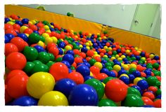 Ball Pit Room- Sensory