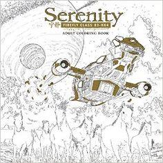 Amazon.com: Serenity Adult Coloring Book (9781506702544): Fox: Books