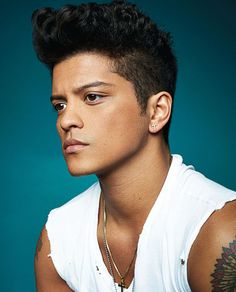 Bruno Mars, Billboard magazine... I'm actually married to him, js