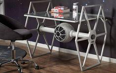 Star Wars TIE Fighter desk