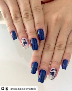 Online shopping for Nail Polish from a great selection at Beauty & Personal Care Store. Holiday Nail Designs, Colorful Nail Designs, Gel Nail Designs, Green Nail Art, Green Nails, Blue Nails, Polygel Nails, Hair And Nails, Perfect Nails