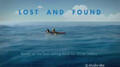 This short film from the book Lost and Found by Oliver Jeffers, is one of my very very very faves! It is so touching. You really need to watch the whole thing with your girls..... It's so beautiful