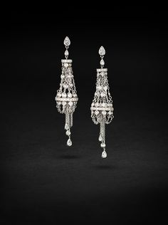 Dough trough plafonnier style dangle diamant saphir rubis argenté femme boucles d/'oreilles