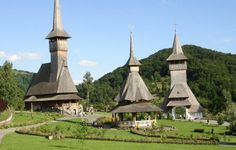 Wooden Churches of Maramureş Temples, Christian Church, Christian Art, Best Travel Guides, Church Architecture, Cathedral Church, Church Building, Place Of Worship, List