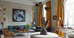 Reposting @charlottebothaminteriors: 40 Brilliant #Curtain Ideas For An #Elegant And #Vibrant #LivingRoom  Because plain #curtains ≠ outstanding #design.  http://crwd.fr/2xuLKUM #inspiration #interiordecor #interiordesign #design #homes #instadecor #decor #decorate #ideas #chic #style #colourfulinteriors #interiors #homedecor #trends #glam #home #colours #interiorstyling #modern #decoration #interior #room #curtainchic #curtainglam