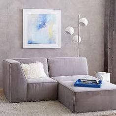 Small Sectionals & Lounge Sofas | PBteen