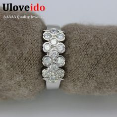 Find More Rings Information about Vintage 2016 Flower Rings with Stones CZ Diamond Jewelry Engagement Rings Jewelry Aneis Charms Jewelry Silver Crystal Ring Y020,High Quality rings silver for men,China ring elephant Suppliers, Cheap ring unique from D&C Fashion Jewelry Buy to Get a Free Gift on Aliexpress.com