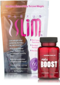 Plexus Slim & Boost