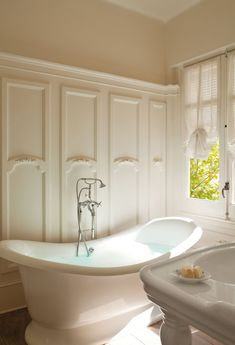 In honour of Valentine's Day tomorrow a romantic bedroom and master bath decorated in shades of re...