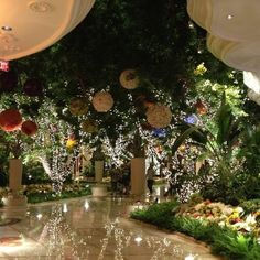 Interiorscape Design at the Wynn - Las Vegas, NV