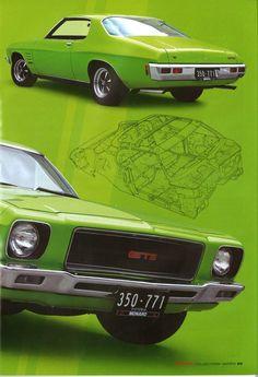 ◆ Visit MACHINE Shop Café... ◆ ~ Aussie Custom Cars & Bikes ~ (The 1972 HQ Holden  Monaro)