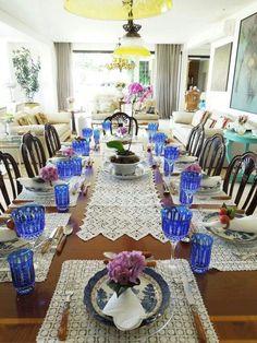Mesa de jantar =