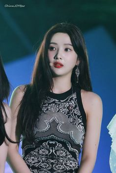 Find images and videos about red velvet, joy and park sooyoung on We Heart It - the app to get lost in what you love. Seulgi, South Korean Girls, Korean Girl Groups, Velvet Wallpaper, Red Velvet Joy, Park Sooyoung, Kpop Girls, Sexy Dresses, Asian Beauty