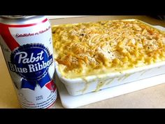 How To Make A PBR Bacon Mac And Cheese
