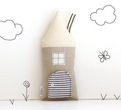 Ripieno di giocattolo Tooth Fairy House Tooth Fairy di AppleWhite
