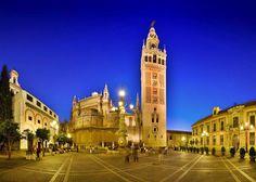 Señores, yo sabía que esto era bonito, pero no tanto - Alfonso XIII // #Sevilla #Seville #Siviglia #Sevilha #sevillahoy #sevilla2016 #sevillatieneuncolorespecial
