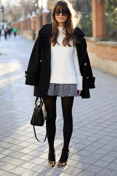Street style source : seams for a Desire