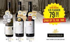 Vin & Vin - Kvalitets vine fra hele verden! Rødvin Hvidvin Rosevin Champagne Portvin Dessertvin Mousserende