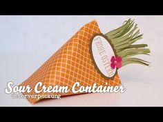Beitrag über Inspiration & Art - Video - Verpackung Ostern im Stampin' Up! Blog von Steffi Helmschrott – Stempelwiese.