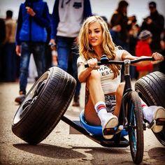 Drift Trike, Show Trike ( Stanced Trike)   VK