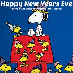 snoopy woodstock happy new years eve snoopy new year peanuts gang peanuts cartoon