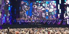 Andrea Bocelli. In 250.000 per il concerto in Polonia