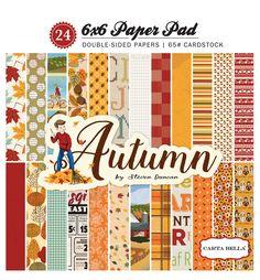 Autumn by Carta Bella Paper
