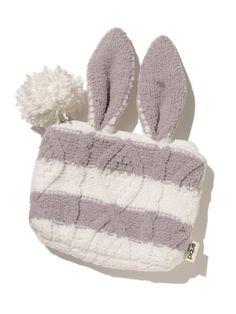 moco moco 'souffle' Alan Tissue Pouch (pouch) | gelato pique (gelato pique) | rabbit online official shopping site