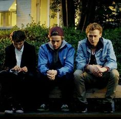 Skam - Emma, Isak and Even