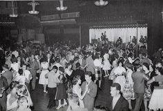 The Regent Ballroom - In Brighton in the early the Regent was the place to go on Thursday evenings Brighton Rock, Brighton And Hove, My Family History, Local History, Old Photos, Vintage Photos, Ballroom Dancing, Dance Photos, Previous Life