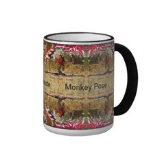 Sip from one of our many Yoga coffee mugs, travel mugs and tea cups offered on Zazzle. Bikram Yoga Poses, Monkey Pose, Yoga Art, Yoga Inspiration, Custom Mugs, American Artists, Lovers Art, Feng Shui, Tea Cups