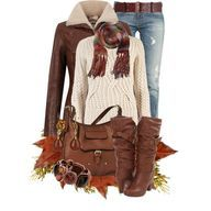 Fall Fashion Trends | Beautiful in Brown | Fashionista Trends