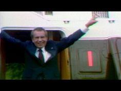 President Richard Nixon Resigns - August 9, 1974 - YouTube