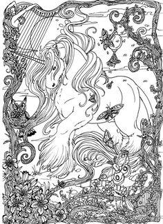Edge Of Night Free By Phantagrafie On DeviantArt Unicorn