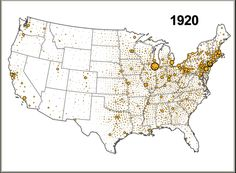 US population in 1920    #census #ancestry #1920 #genealogy