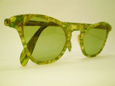 1838f88ac6 gold and green vintage sunglasses Discount Sunglasses