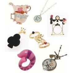 Q-Pot doesn't ship to Canada. =(  Find eBay alternative?   Jóias Disney Q-POT GEEKISS found on Polyvore
