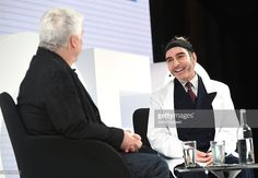 The Business of Fashion presents an exclusive conversation with John Galliano and Tim Blanks during VOICES on December 2, 2016 in Oxfordshire, England.
