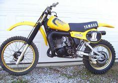 yamaha 465 YZ 1985