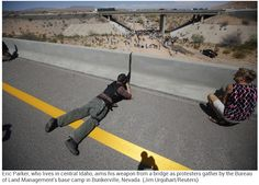 Bundy Ranch Is A Symptom of What's Wrong With The Right   http://kevinboyd1984.wordpress.com/2014/04/15/bundy-ranch-is-a-symptom-of-whats-wrong-with-the-right/   I have never been more ashamed to be a part of the liberty movement than over the past week. Conservatives and libertarians have been rallying to the defense of Cliven Bundy, a rancher who refuses to pay grazing fees to the Bureau of Land...   RELATED: http://duanegraham.wordpress.com/2014/04/15/hanoi-huckabee-and-hanoi-hannity/