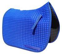 Royal Blue Dressage Saddle Pad