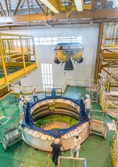 Galileo navigation satellites buttoned up for launch on Ariane 5 rocket – Spaceflight Now Galileo Spacecraft, Button Up, Product Launch