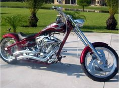 2005 Custom Chopper                                                                                                                                                                                 More